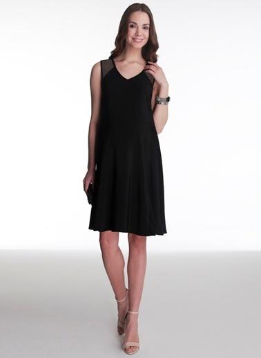 Hooyo Elbise Siyah